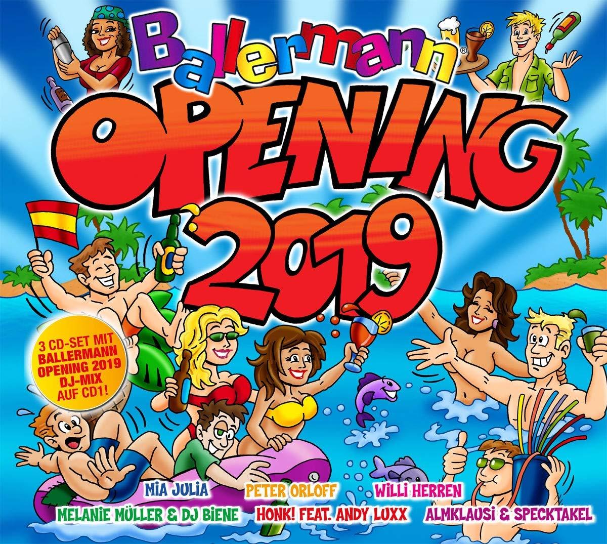 BALLERMANN OPENING 2019