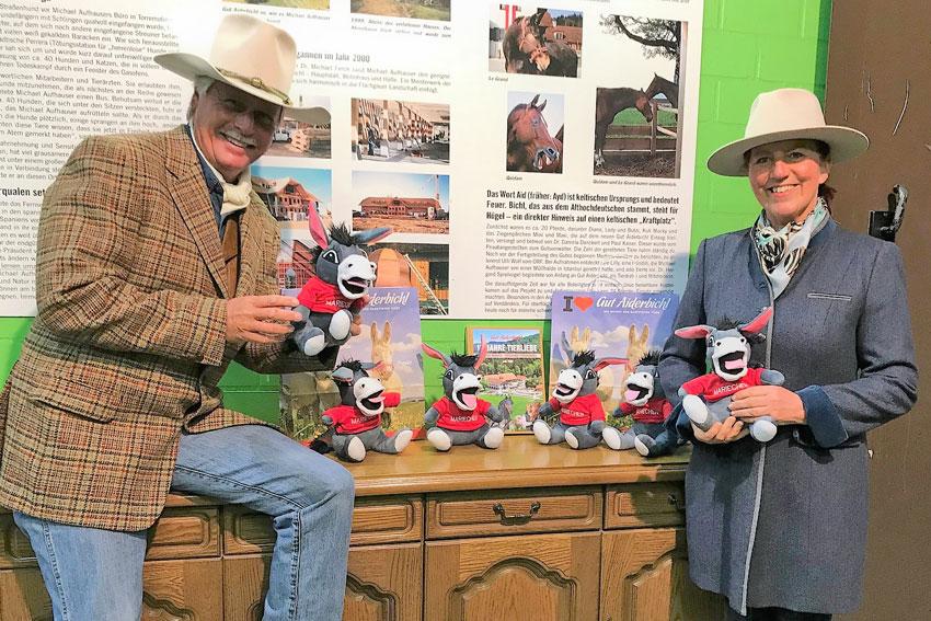 'Ballermann' Verleiht Tierschutzpreis