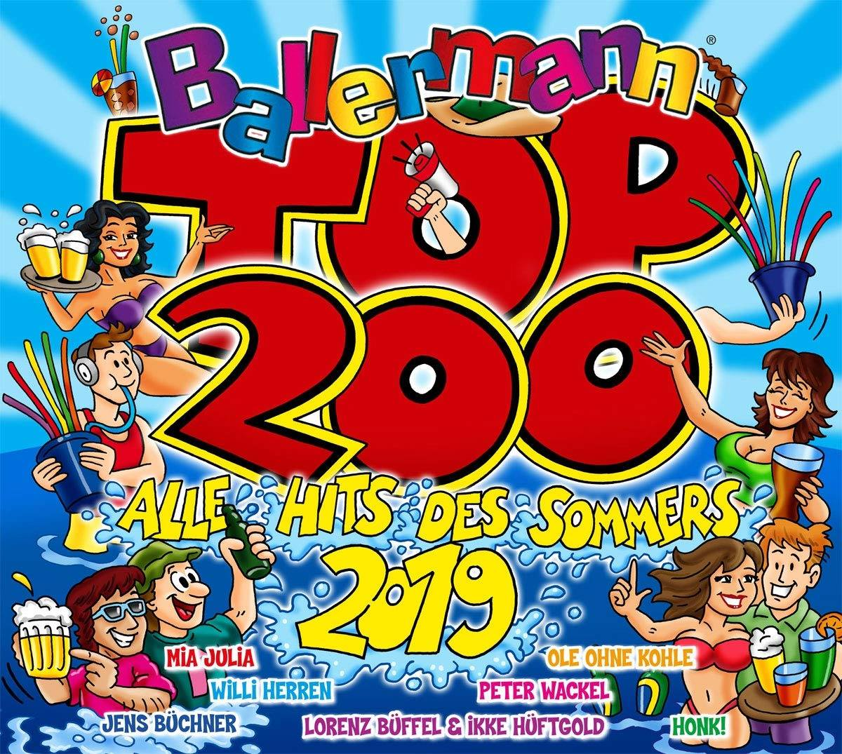 BALLERMANN TOP 200