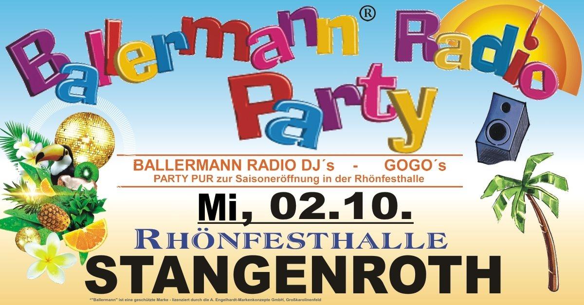 Ballermann In Stangenroth