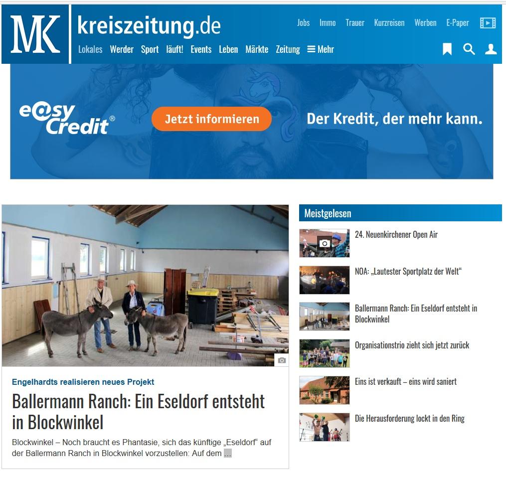 Kreiszeitung Sulingen