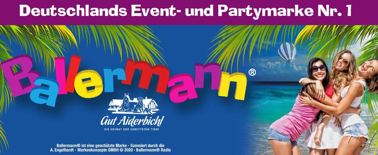 Modernes Design: Website-Relaunch Für Ballermann.de