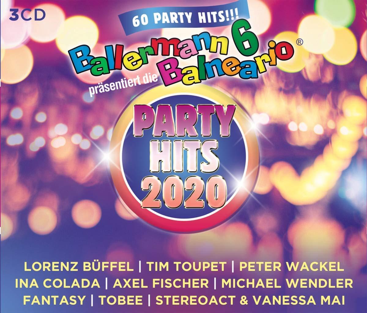 BALLERMANN PARTY HITS 2020