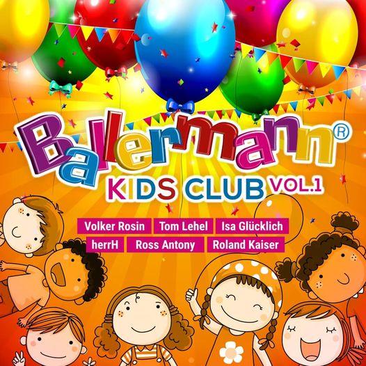 Ballermann Kids Club – Jetzt Reißen Die Kinder Die Bude Ab!