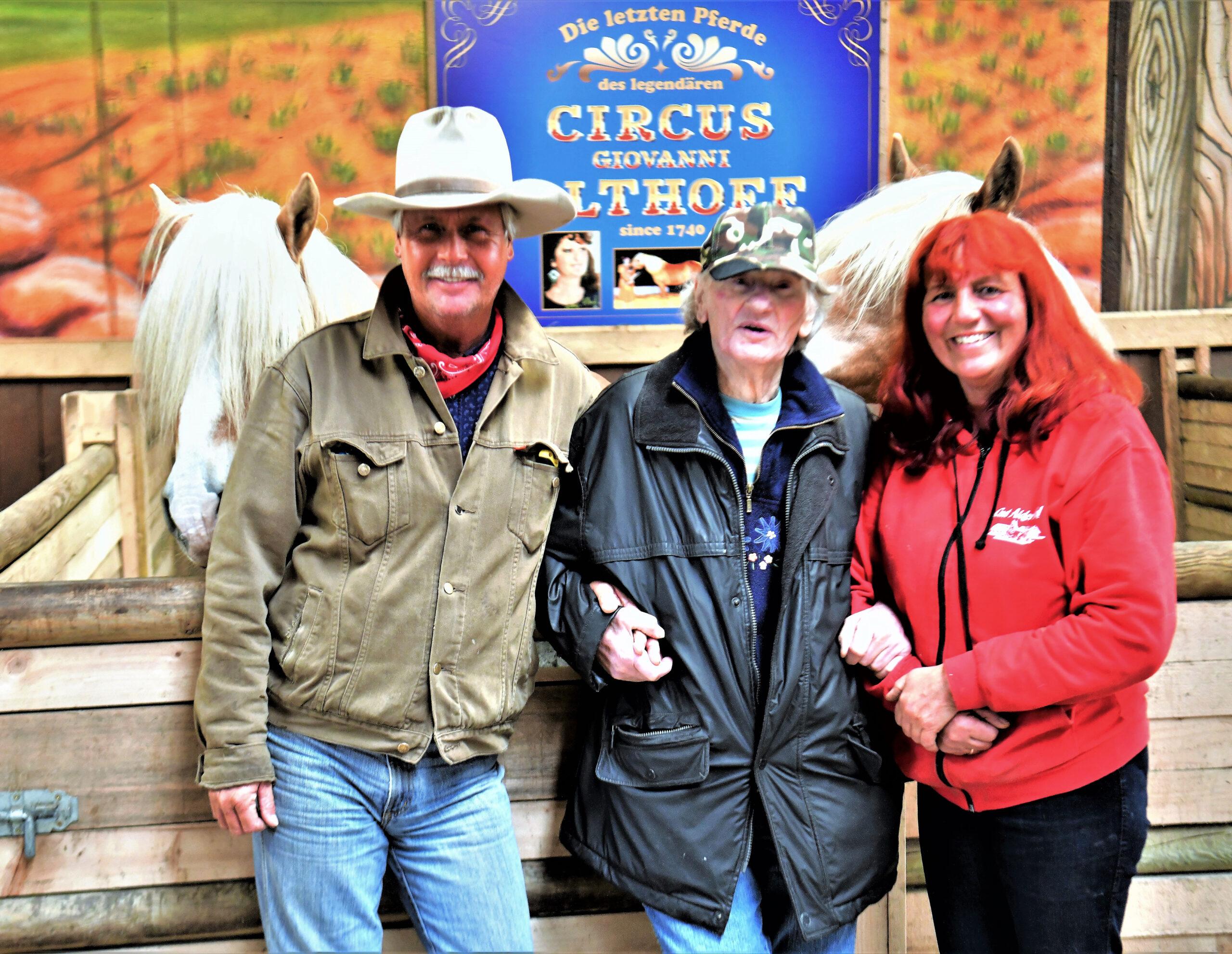 Giovanni Althoff Feiert 83. Geburtstag Auf Ballermann Ranch