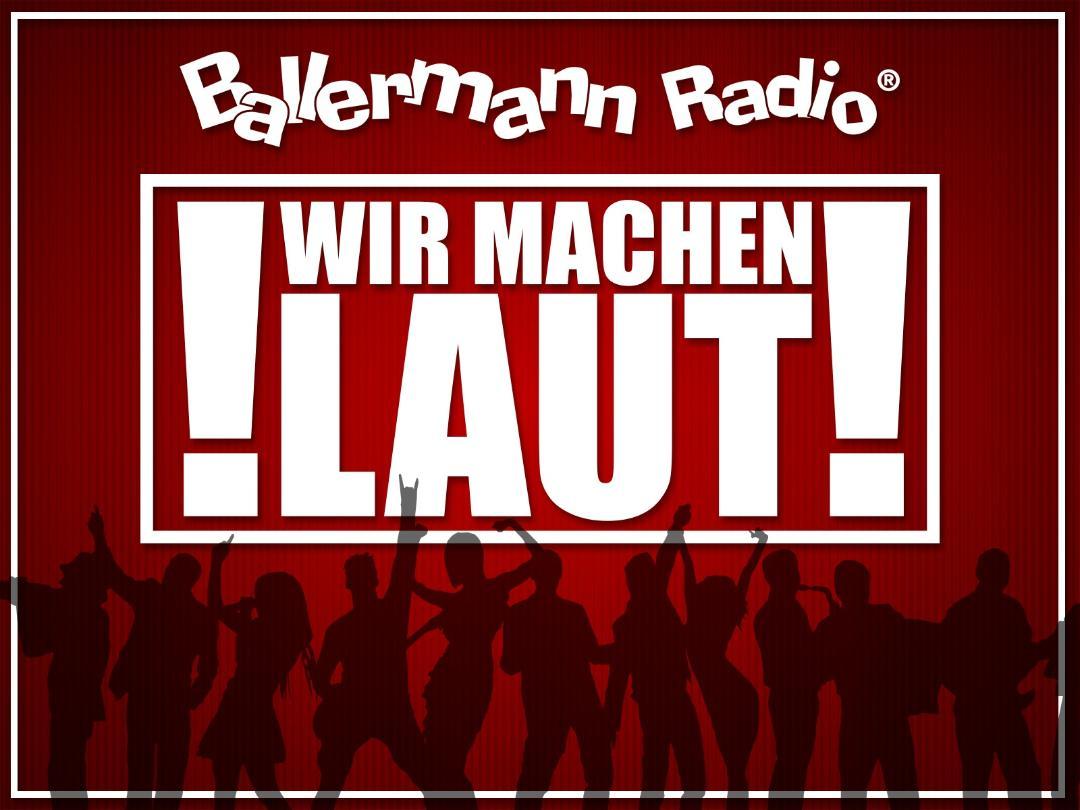 """So Etwas Gabs Noch Nie: """"Wir Machen Laut!"""" Bei Ballermann Radio"""