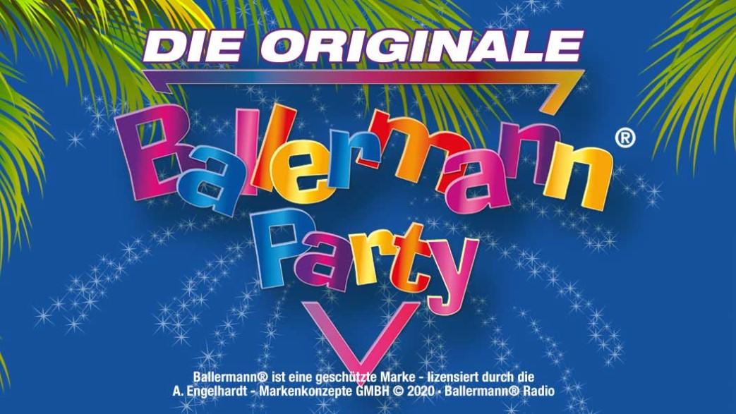 Die Originale Ballermann® Party Mit TOP-DJs: Mallorcaflair Vom Feinsten