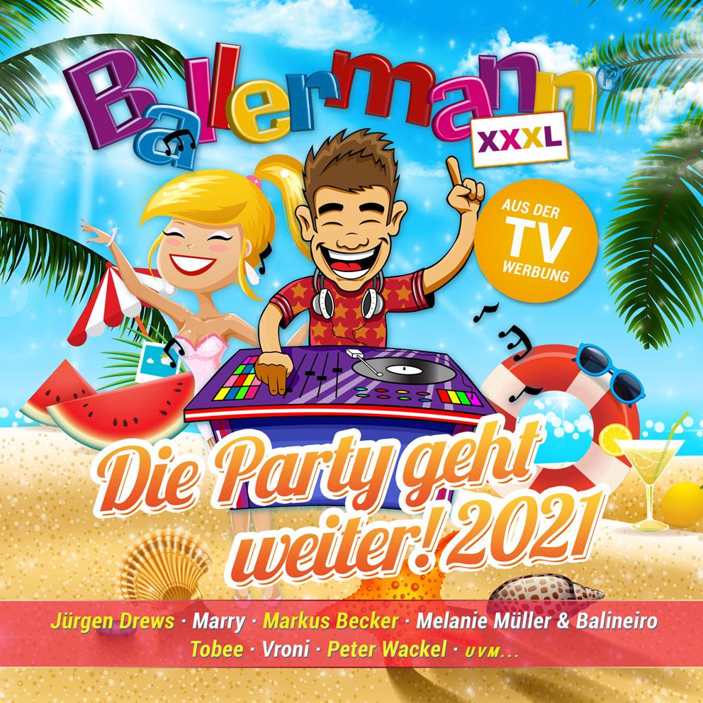 Ballermann XXXL – Die Party Geht Weiter! 2021